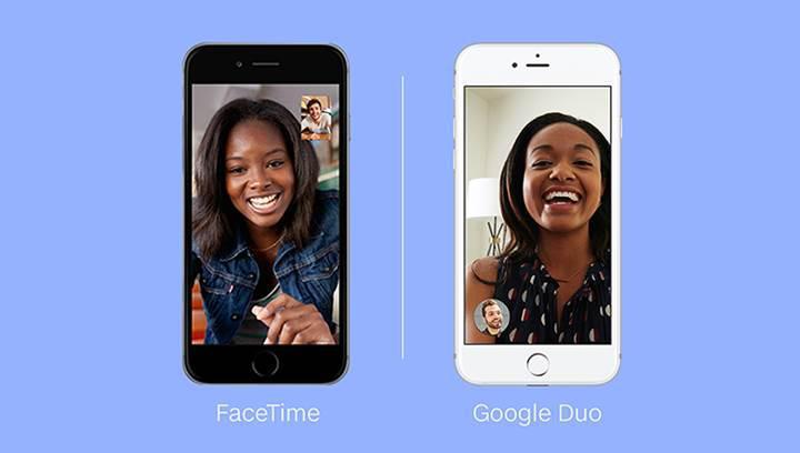 Google Duo, Pokemon'u ve Facebook Messenger'ı geçti