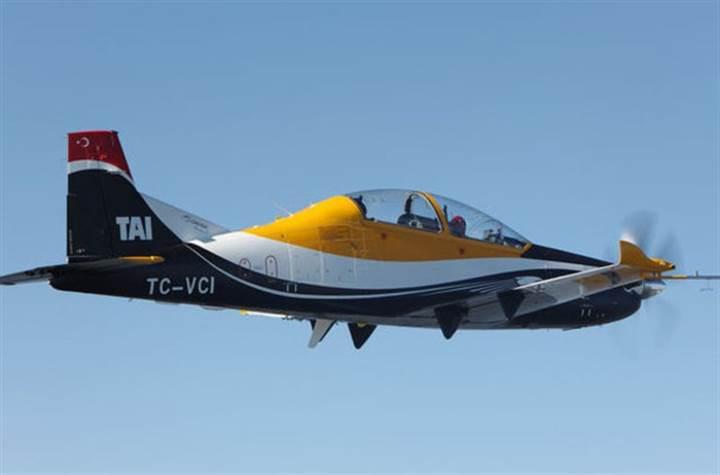 Yerli eğitim uçağı Hürkuş uluslararası alanda onayı aldı