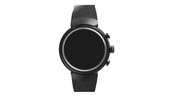 Asus ZenWatch 3 için en kaliteli görsel karşınızda