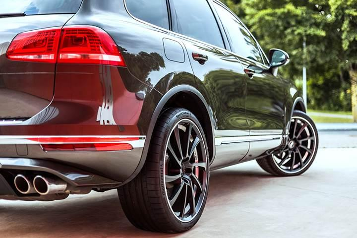 Volkswagen Touareg'e ABT Sportsline dokunuşu