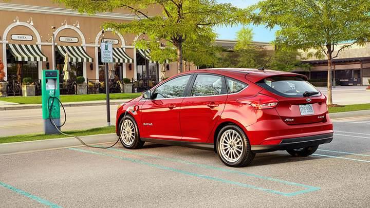 Ford elektrikli araçlarını Model E ismi altında toplayacak