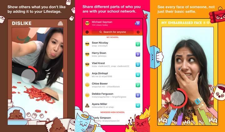 Facebook'tan gençlere özel yepyeni bir uygulama: Lifestage