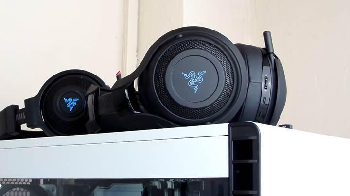 Razer ManO'War 'Hafif Dev' kablosuz oyuncu kulaklığını inceliyoruz