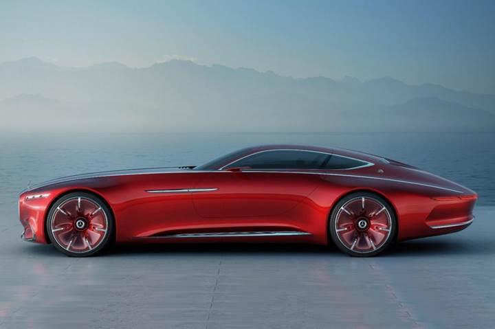 Vision Mercedes-Maybach 6 konsepti