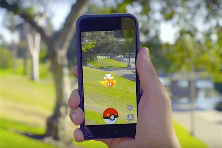 Pokemon Go için rüzgar tersten esmeye başladı