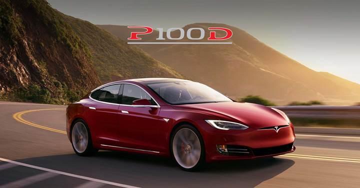 Dünyanın en hızlı seri üretim aracı: Tesla Model S P100D