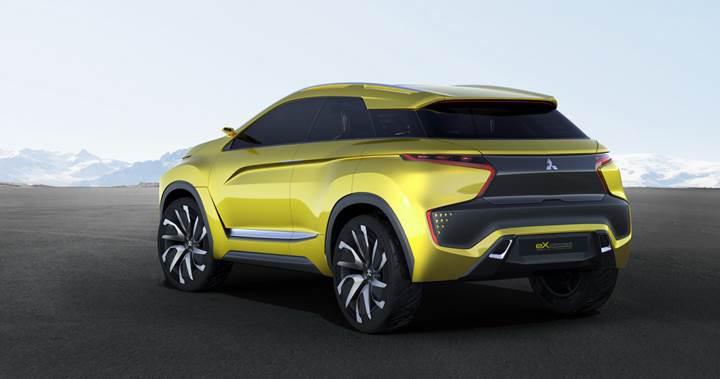 Mitsubishi 2020 yılına kadar elektrikli SUV modeli geliştirmeyi planlıyor