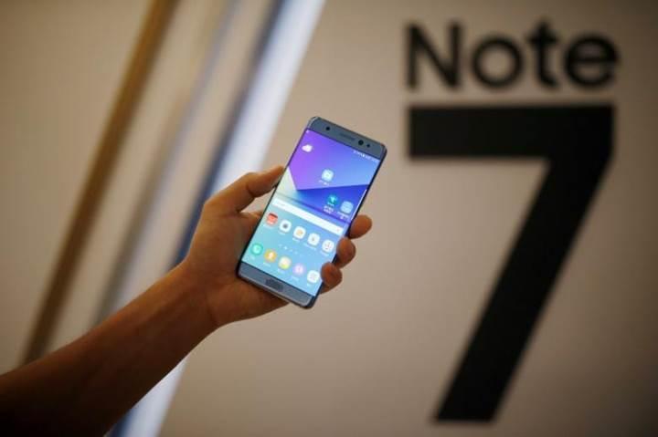 Samsung Galaxy Note 7 talepleri beklentilerin çok üzerinde