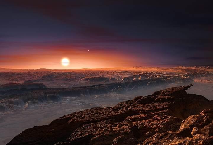 Dünya'ya en yakın olası yaşanılabilir gezegen keşfedildi