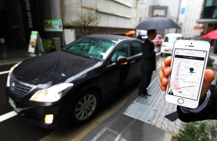 Uber'deki düşüş devam ediyor: Zarar 1.27 milyar dolar