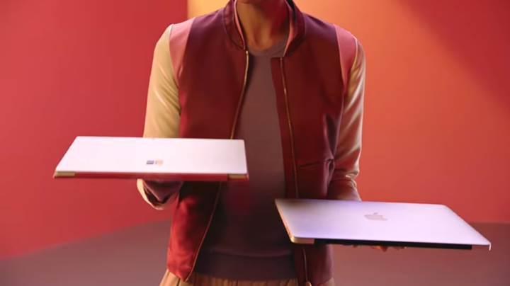Microsoft yeni reklamında şimdi de MacBook'la alay etti