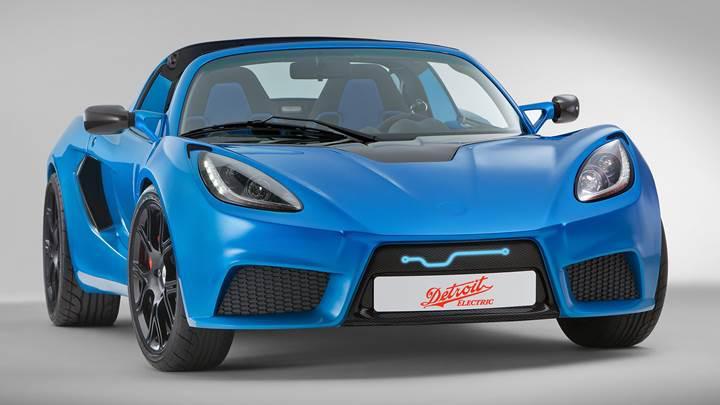 Detroit Electric tamamen elektrikli lüks sedan ve SUV üretmeyi planlıyor