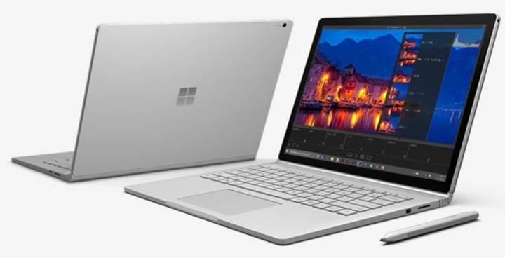 Microsoft, Surface Book 2'ye ait yeni görsel yayınladı