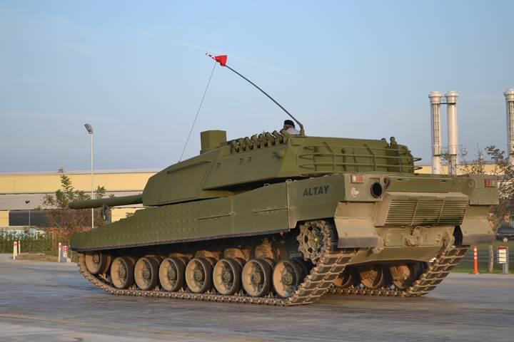 Otokar, Altay tankının seri üretimi için son teklifini gönderdi