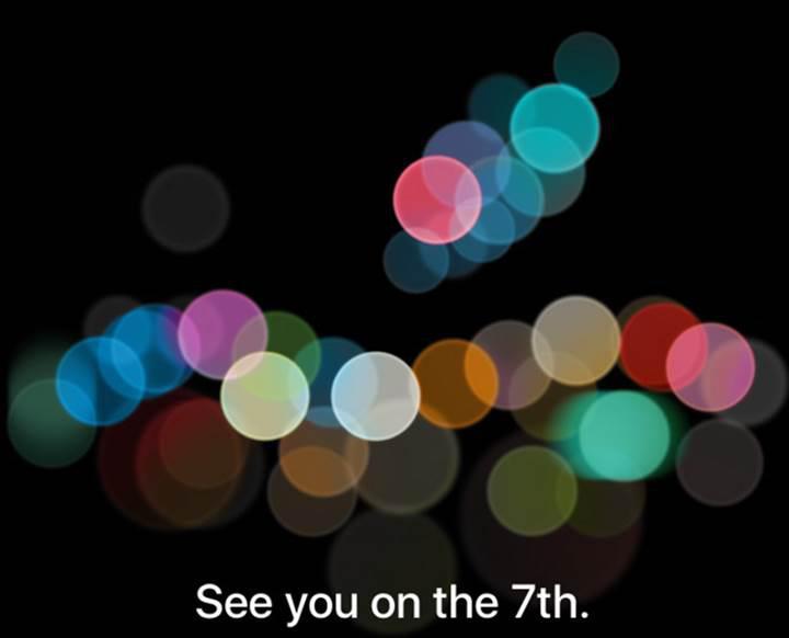 iPhone 7, 7 Eylül'de tanıtılıyor!