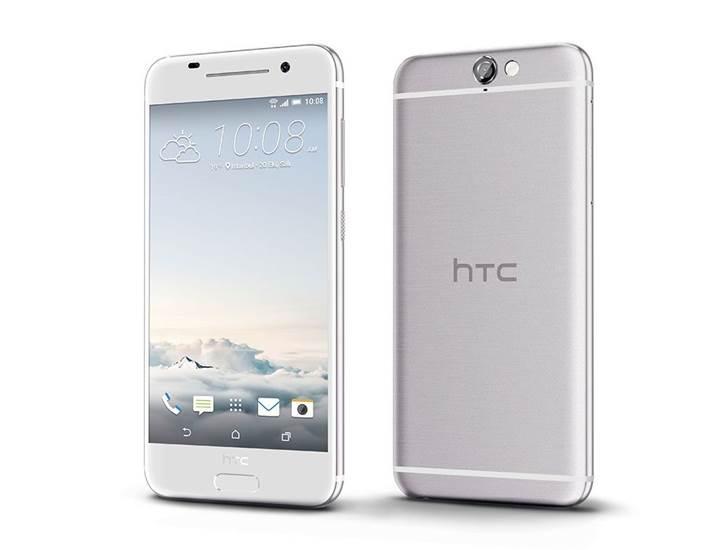 HTC One A9s geliyor