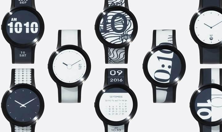 FES Watch U: Çift ekranlı Sony akıllı saati