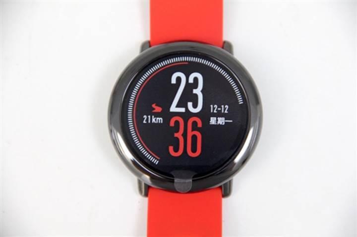 Xiaomi'nin akıllı saati Amazfit tanıtıldı