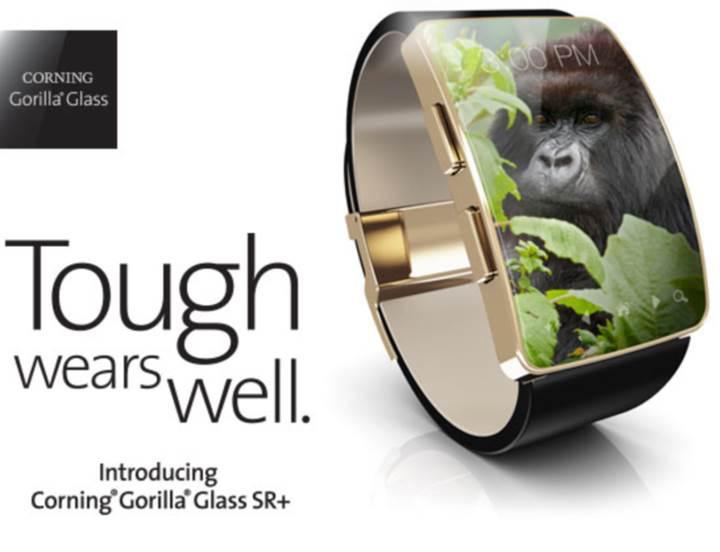 Gorilla Glass, giyilebilir cihazlarınızı daha iyi koruyacak