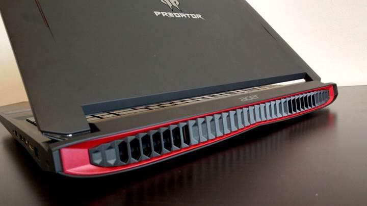 Acer'dan 21 inçlik kavisli oyuncu dizüstü bilgisayarı geliyor