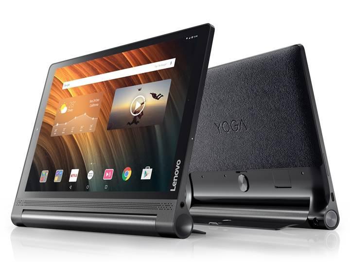 Lenovo Yoga Tab 3 Plus çıtayı yükseltiyor