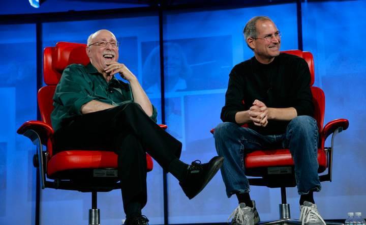 Steve Jobs CEO'luktan ayrıldıktan sonra televizyon projesi üzerinde çalışmış