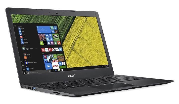 Kaby Lake işlemcili Acer Swift dizüstü bilgisayar serisi tanıtıldı