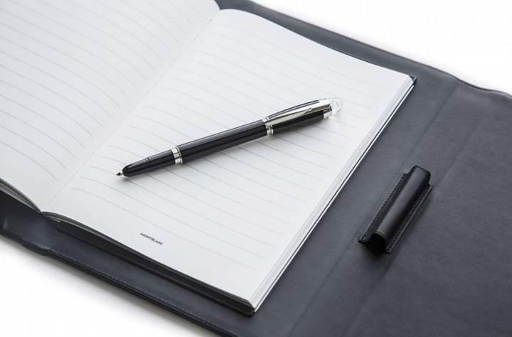 Montblanc'dan zengin gerçeklik defteri ve akıllı kalem