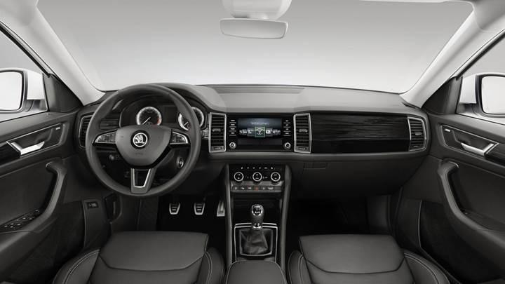 Skoda'nın merakla beklenen SUV modeli Kodiaq artık resmi