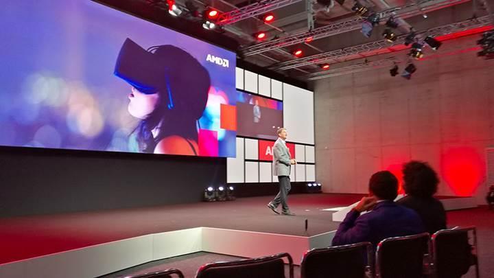 AMD, IFA 2016′da sanal gerçekliğin geleceğini konuştu