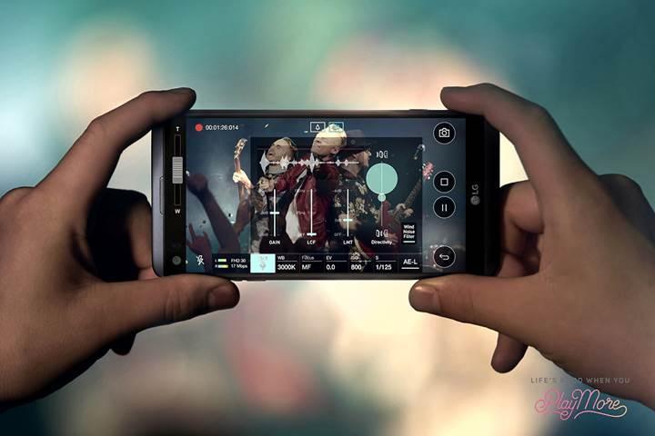 LG V20: Çift arka kamera, ikinci ekran, yenilikçi video OIS ve daha büyük batarya