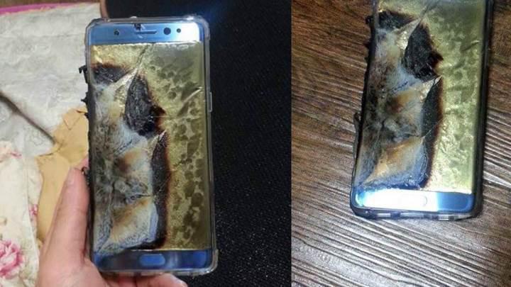 Galaxy Note 7 ile uçağa binmek yasaklanabilir