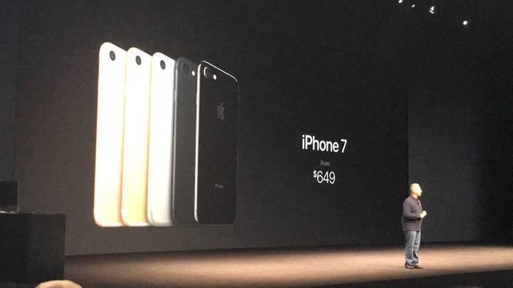 iPhone 7 serisi karşınızda: Daha güçlü daha iddialı