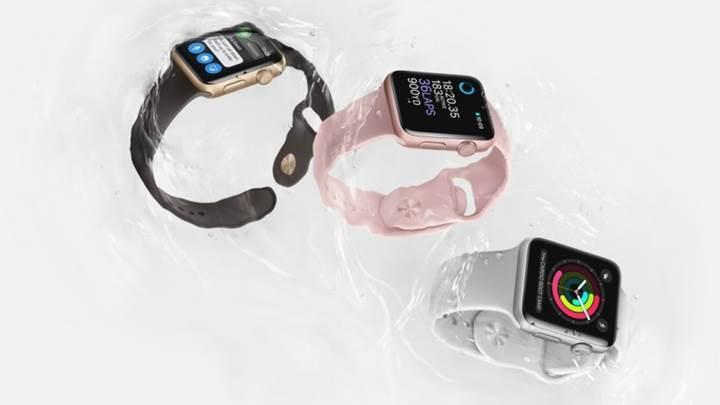 Apple Watch yenilendi: Su geçirmezlik, GPS ve daha fazlası