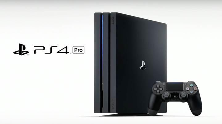 Sony PS4 Pro duyuruldu: 4K ve HDR desteği geliyor