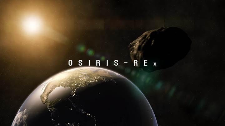 NASA asteroitten numune getiriyor! Tarihi OSIRIS-REx görevi bu gece başlıyor