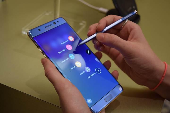 Samsung Türkiye: Galaxy Note 7 kullanmayı durdurun ve cihazları kapatın
