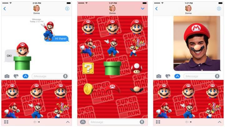 iOS 10 sürümü indirmeye sunuldu
