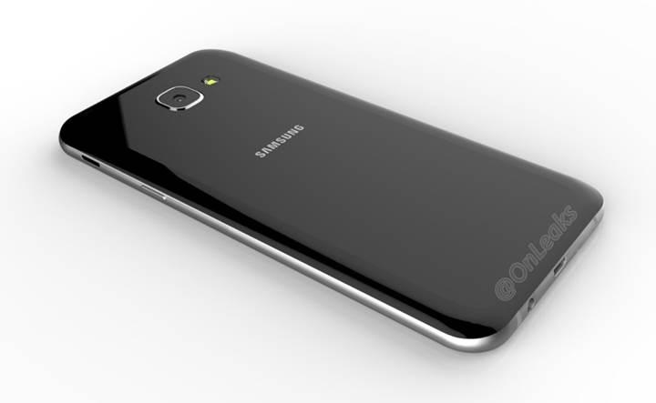 Samsung Galaxy A8 2016 internete sızdı