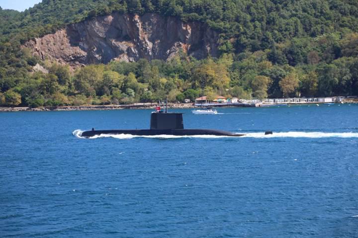 HAVELSAN'dan denizaltılar için 4 yeni yerli teknoloji