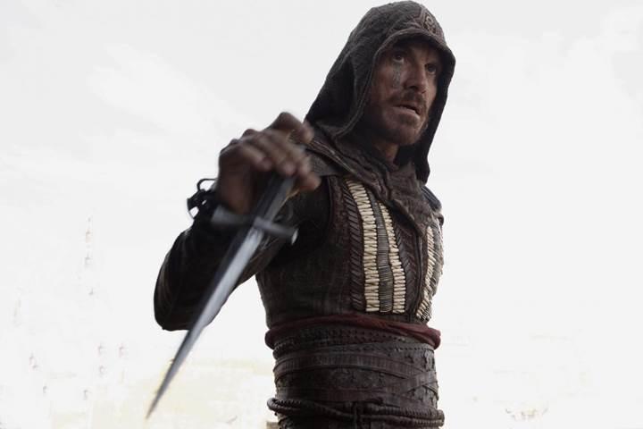 Assassin's Creed filminden yeni görüntüler yayınlandı