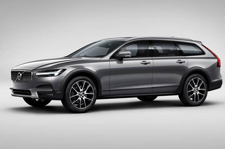 Volvo'nun yeni harikası: V90 Cross Country