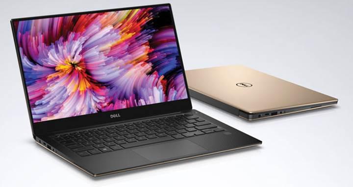 Dell XPS 13 modeli Kaby Lake işlemciler ile güncellendi