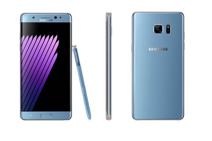 Samsung Galaxy Note 7 satışı 28 Eylül'de tekrar başlıyor