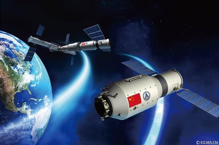 Çin kendi uzay laboratuvarını fırlattı: İlk taykonotlar önümüzdeki ay gidiyor