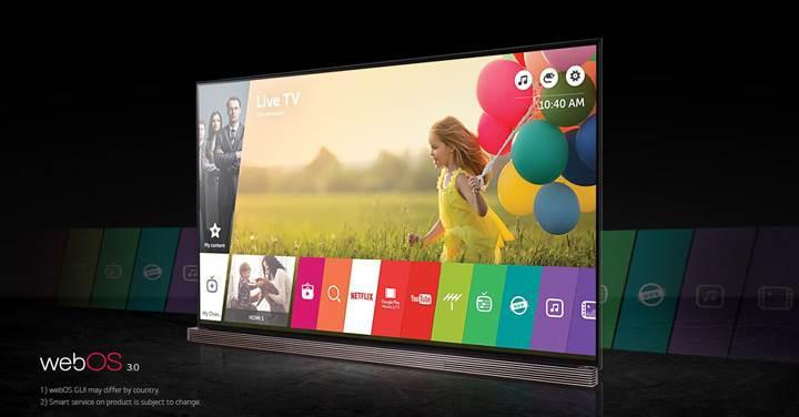 LG'nin 77 inçlik OLED televizyonu satışa çıkıyor