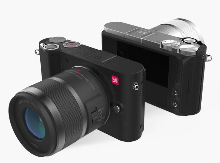 Xiaomi şimdi de aynasız bir profesyonel kamera hazırladı