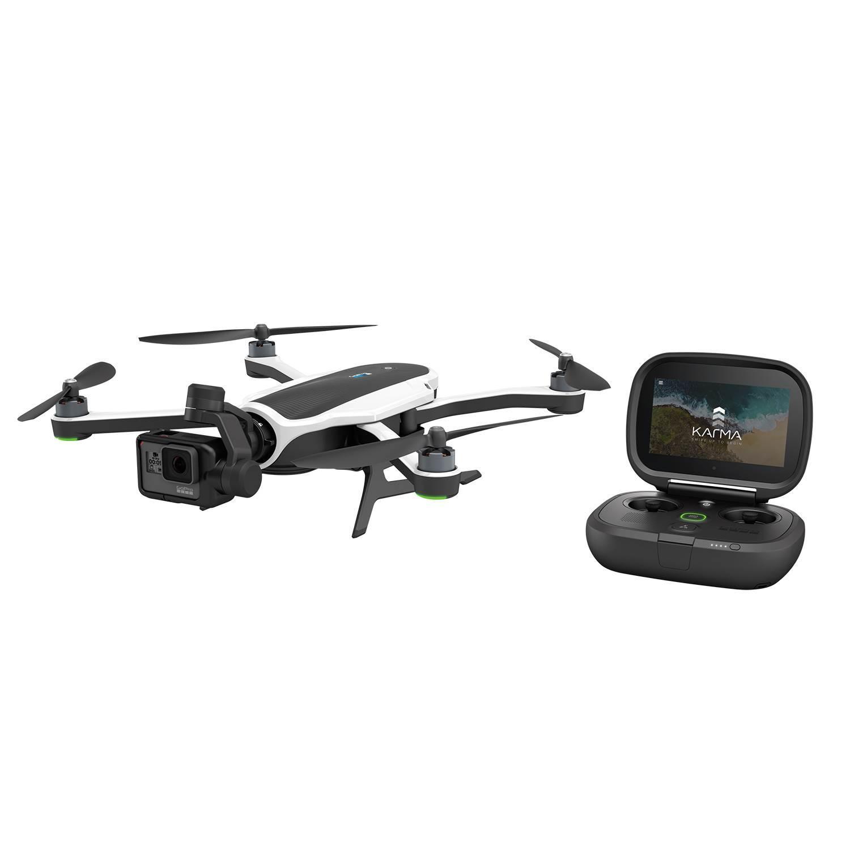 Katlanabilir GoPro Karma drone modeli duyuruldu