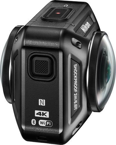 Nikon'dan dayanıklılık odaklı aksiyon kameraları