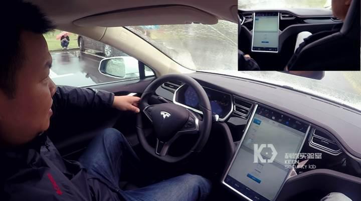 Tesla Model S'te önemli güvenlik açığı tespit edildi